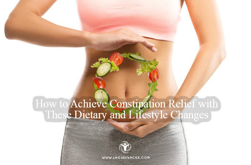 how to relieve Constipation Relief