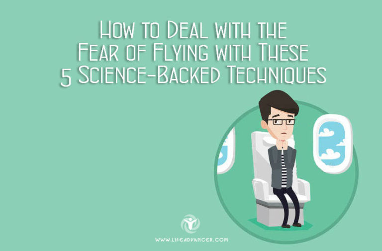 How to Deal with the Fear of Flying in 5 Science-Backed Ways