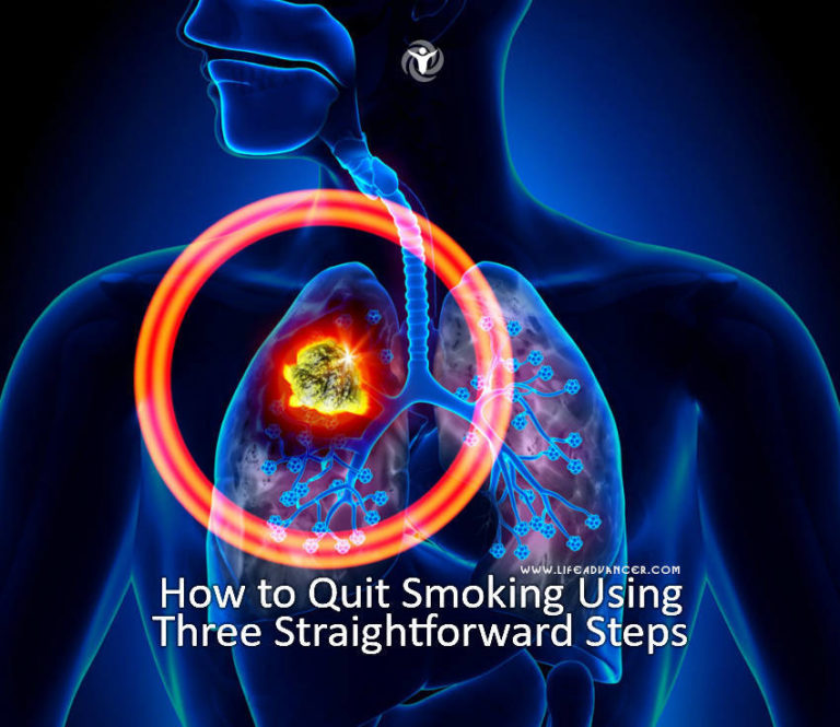 How to Quit Smoking Using Three Straightforward Steps