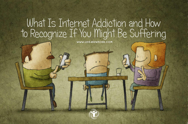 What Is Internet Addiction and How to Recognize If You Might Be Suffering