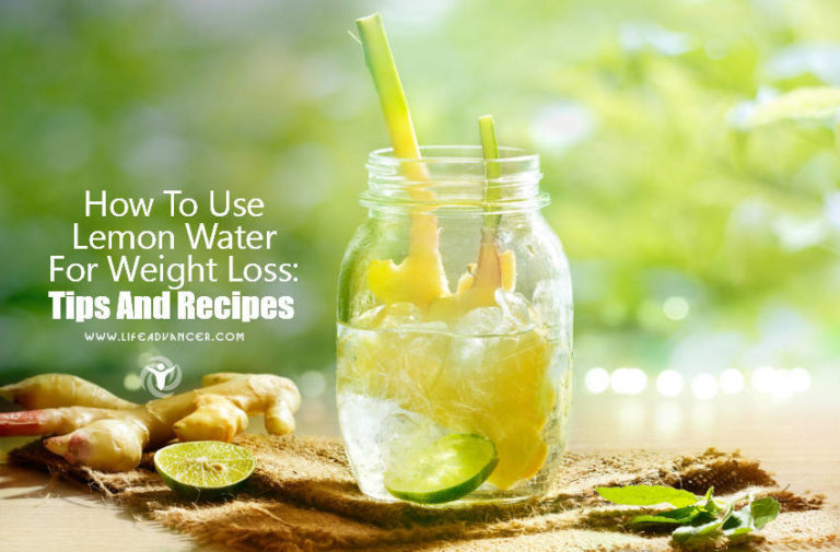 How to Use Lemon Water for Weight Loss: Tips and Recipes