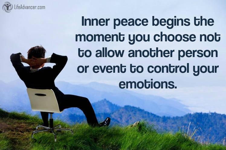 486-Inner peace begins the moment
