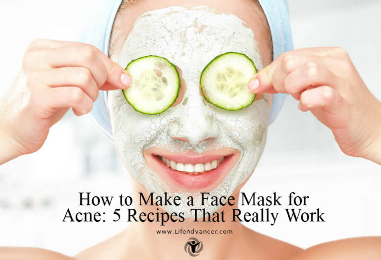 How to Make a Face Mask for Acne: 5 Recipes That Really Work