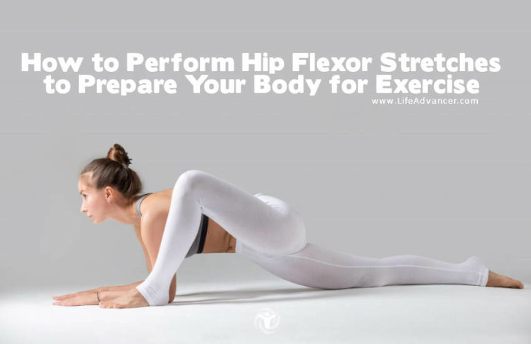 5 Hip Flexor Stretches to Prepare Your Body for Exercise