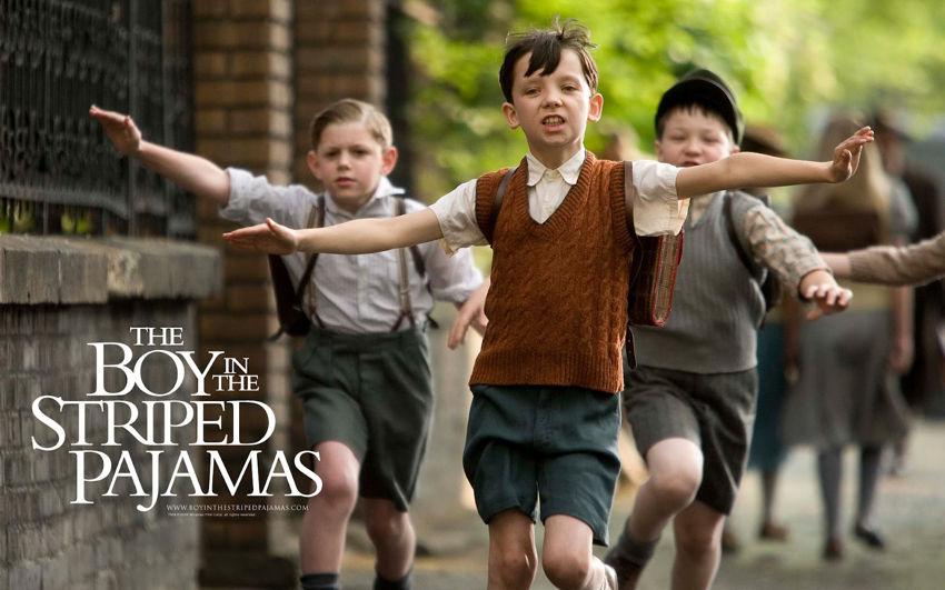 The Boy in the Striped Pajamas - movies that make you cry