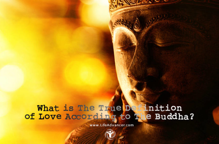 What Is the True Definition of Love According to the Buddha?