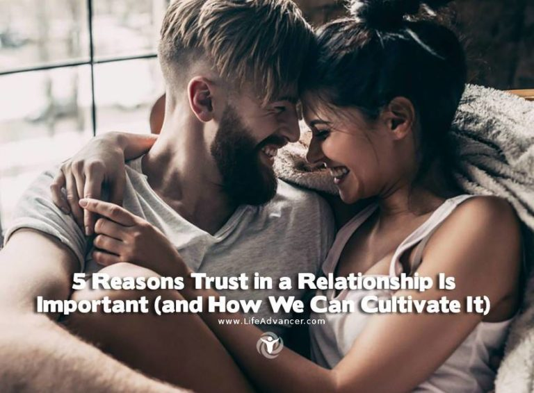5 Reasons Trust in a Relationship Is Important