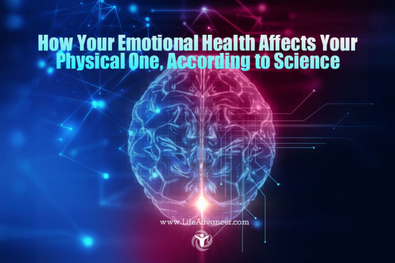 Here's How Your Emotional Health Affects Your Physical One