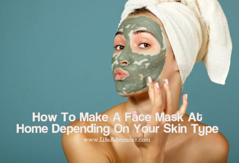How to Make a Face Mask at Home Depending on Your Skin Type