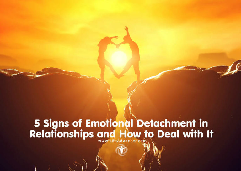 5 Signs of Emotional Detachment in Relationships: How to Cope