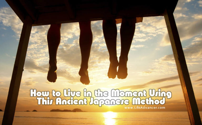 Read more about the article How to Live in the Moment Using This Ancient Japanese Method