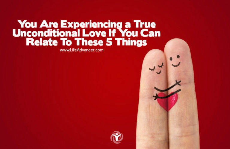 5 Signs of True Unconditional Love: Are You Experiencing It?