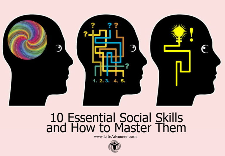 10 Essential Social Skills and How to Master Them