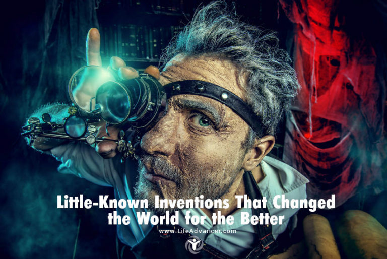 9 Little-Known Inventions That Changed the World for the Better