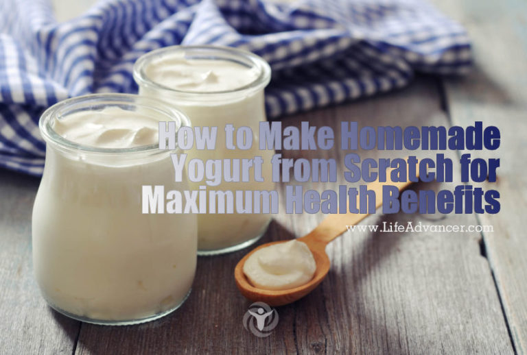 How to Make Homemade Yogurt from Scratch for Health Benefits