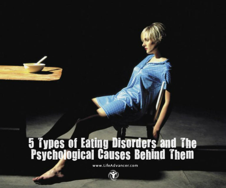 5 Types of Eating Disorders and the Psychological Causes Behind Them