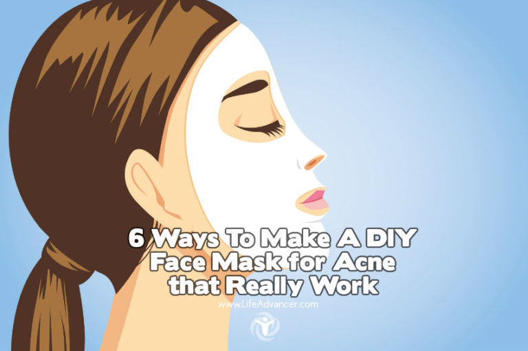 6 Ways to Make a DIY Face Mask for Acne That Really Work