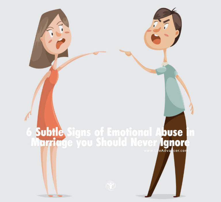 6 Subtle Signs of Emotional Abuse in Marriage You Should Never Ignore