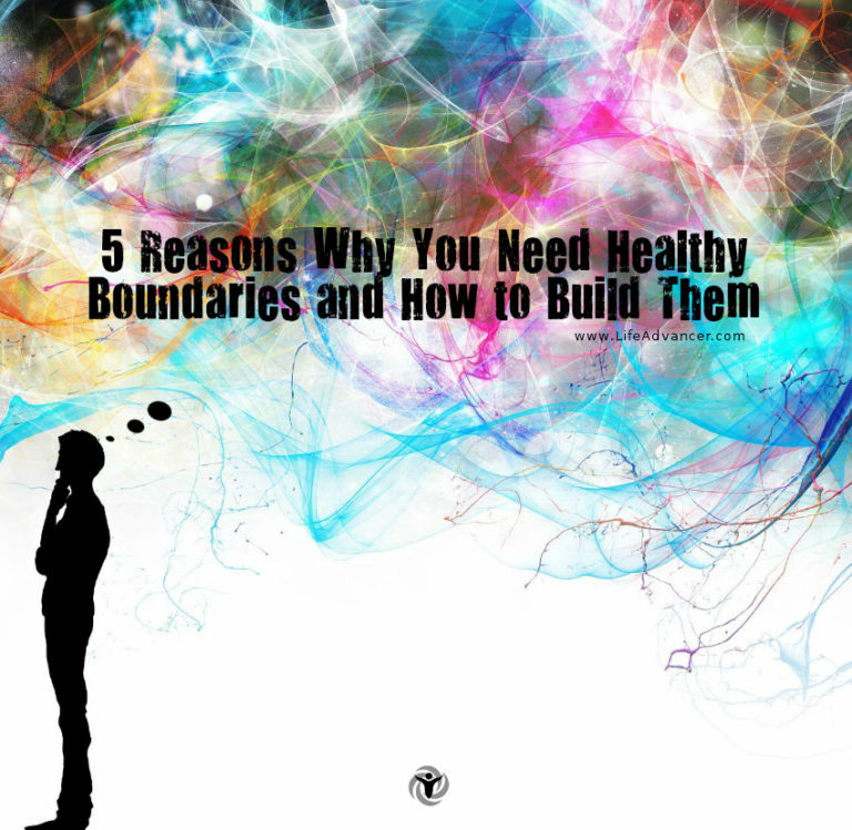 5 Reasons Why You Need Healthy Boundaries and How to Build Them