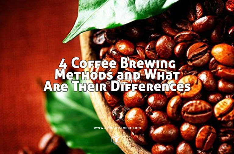 4 Coffee Brewing Methods and What Their Differences Are