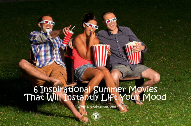6 Inspirational Summer Movies That Will Instantly Lift Your Mood