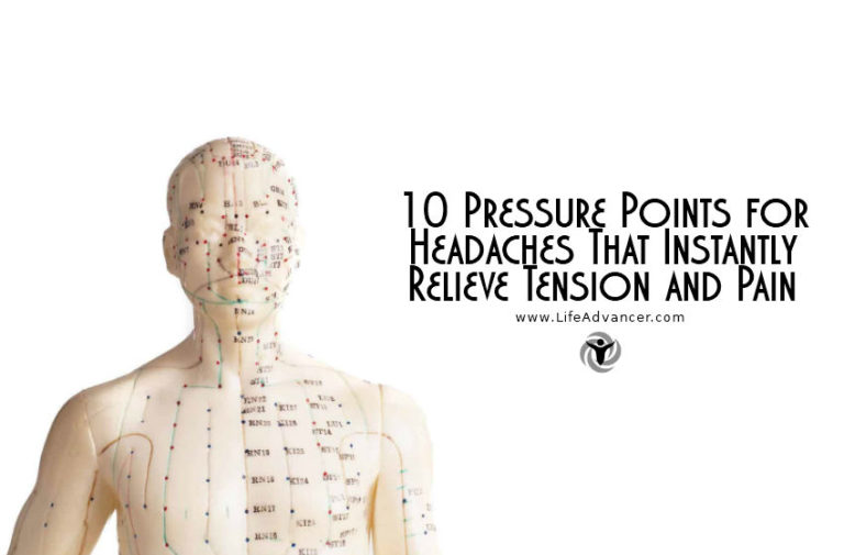 Read more about the article 10 Pressure Points for Headaches That Instantly Relieve Tension and Pain