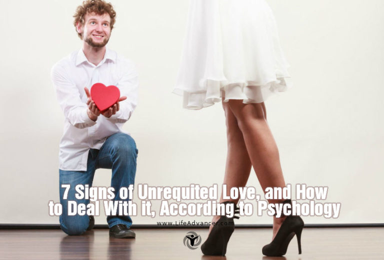 7 Signs of Unrequited Love, and How to Deal with It