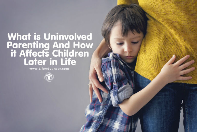 What Is Uninvolved Parenting and How It Affects Children Later in Life
