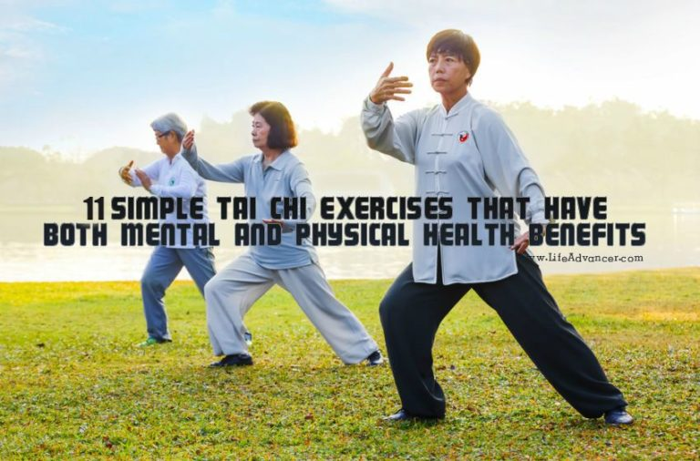 11 Tai Chi Exercises & Their Mental and Physical Benefits