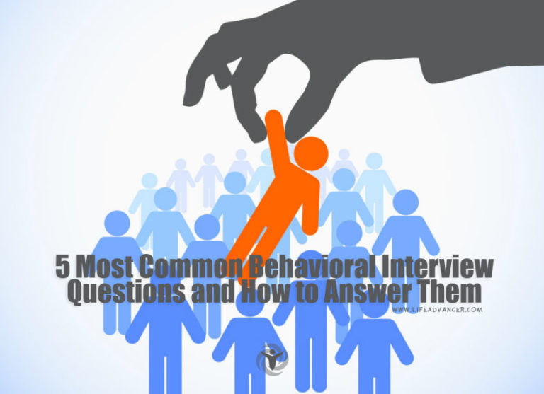 5 Most Common Behavioral Interview Questions and How to Answer Them