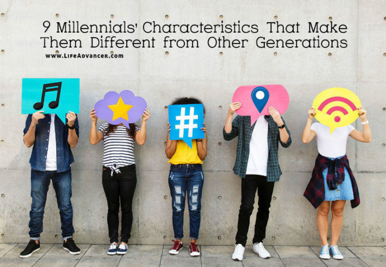 9 Millennial Traits That Make Them Different from Others