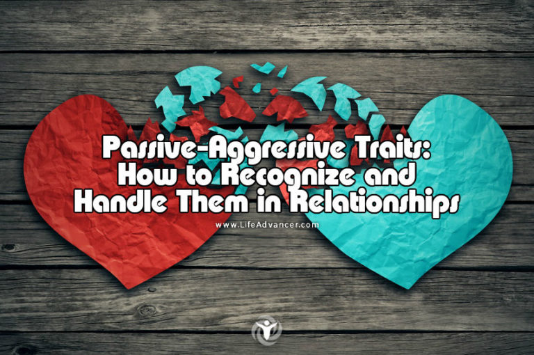 Passive-Aggressive Traits: How to Spot Them in Relationships