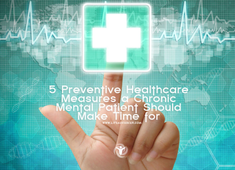 5 Preventive Healthcare Measures for Chronic Mental Patients