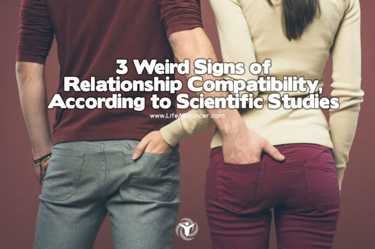 3 Weird Signs of Relationship Compatibility, According to Studies