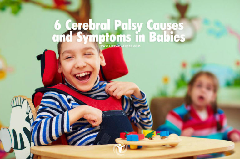6 Cerebral Palsy Causes and Symptoms in Babies