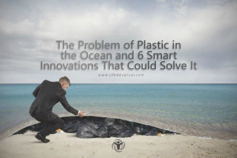 The Problem of Plastic in the Ocean and 6 Smart Innovations That Could Solve It