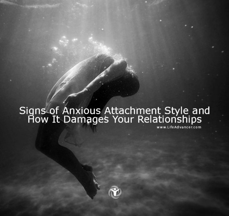 Signs of Anxious Attachment Style and How It Damages Your Relationships