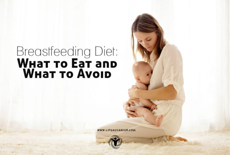 Breastfeeding Diet: What to Eat and What to Avoid