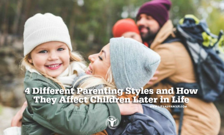 4 Different Parenting Styles and How They Affect Children Later in Life