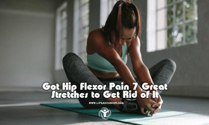 Got Hip Flexor Pain