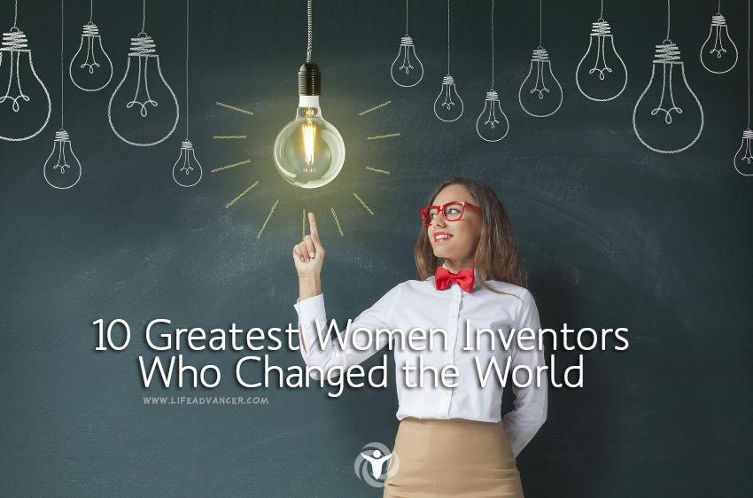 Greatest Women Inventors