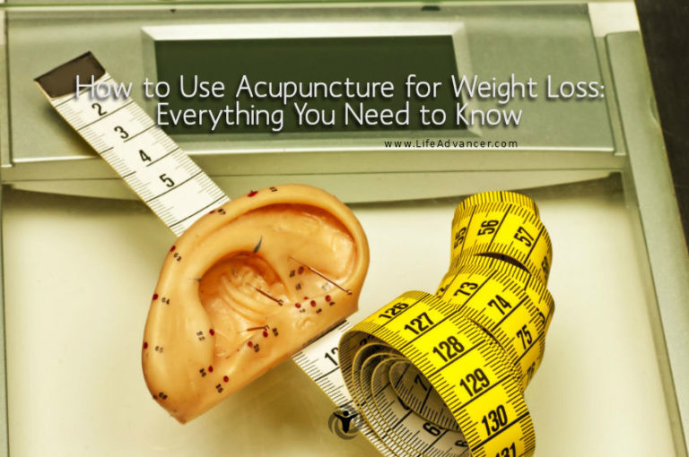 How to Use Acupuncture for Weight Loss: What You Should Know