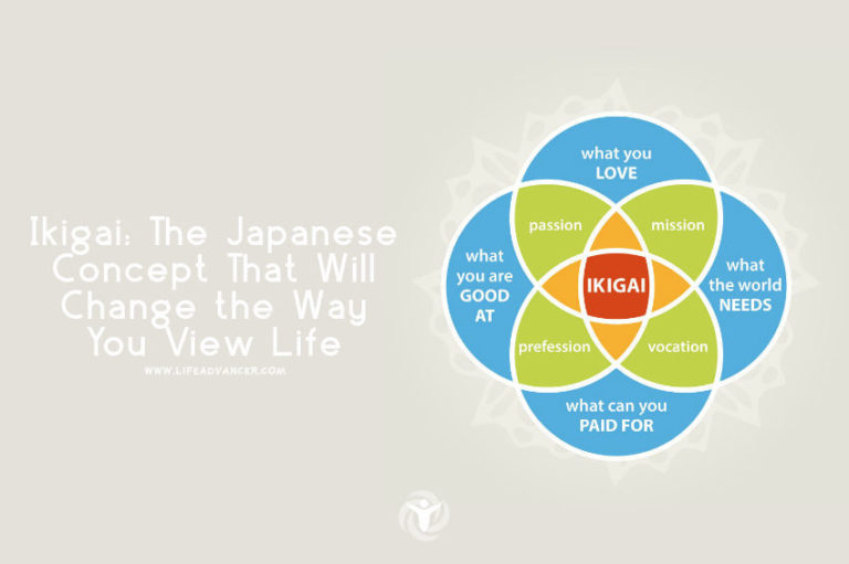 Ikigai: The Japanese Concept That Will Change Your View of Life