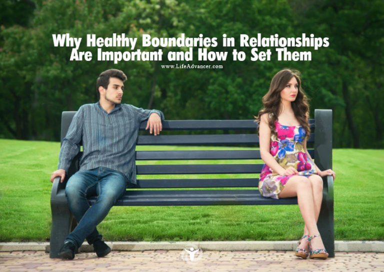 Why Setting Healthy Boundaries in Relationships Is Important