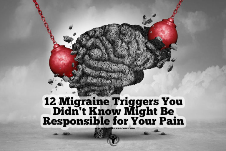 12 Migraine Triggers You Didn't Know Might Be Responsible for Your Pain