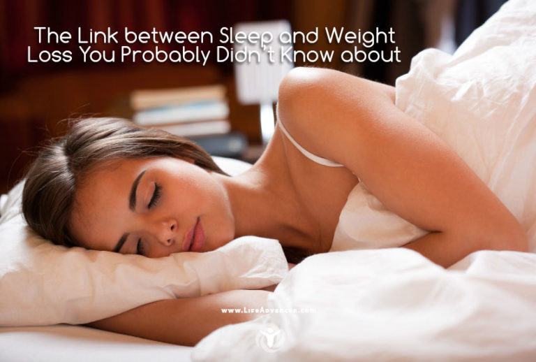 The Link between Sleep and Weight Loss You Probably Didn't Know about