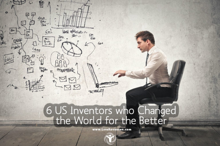 6 US Inventors Who Changed the World for the Better