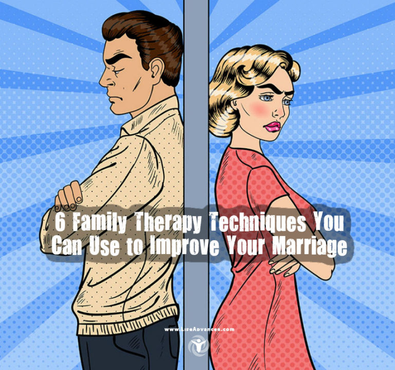 Read more about the article 6 Family Therapy Techniques You Can Use to Improve Your Marriage