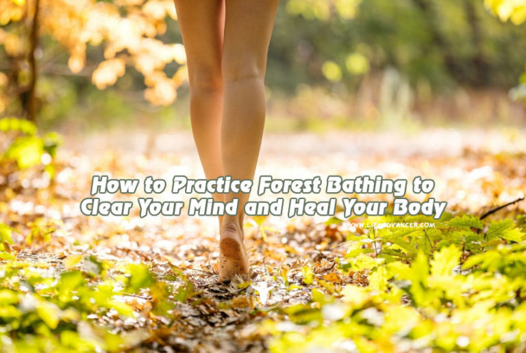How to Practice Forest Bathing to Clear Your Mind and Heal Your Body