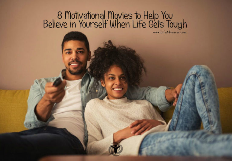 8 Motivational Movies to Help You Believe in Yourself